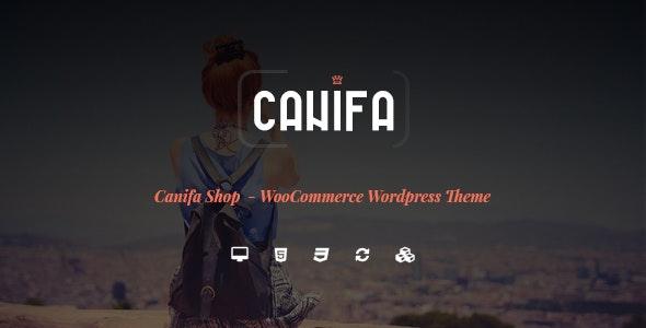 Canifa - The Fashion WooCommerce WordPress Theme - WooCommerce eCommerce