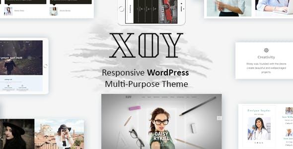 XOY - Multipurpose WordPress Theme