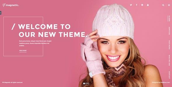 Magnetic - Agency WordPress Theme
