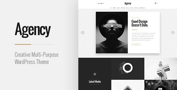 Agency | Creative Multi-Purpose WordPress Theme - Creative WordPress