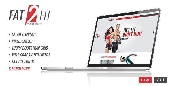 Fat to Fit, Sport and Gym - Health & Beauty Retail