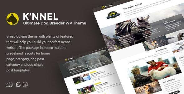 Knnel - Ultimate Dog Breeder WP Theme V1.1 - Miscellaneous WordPress