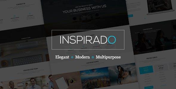 Inspirado - Multi-Purpose & Event WordPress Theme