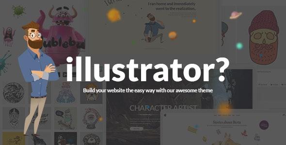 Illustrator - Illustrator, Designer and Artist Portfolio