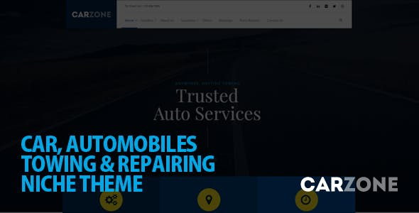 Car Service Locations Templates From Themeforest