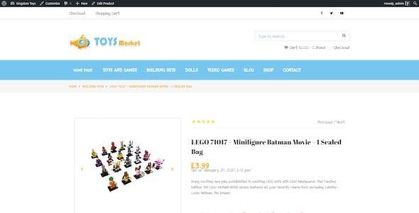 Kingdom - WooCommerce Amazon Affiliates Theme