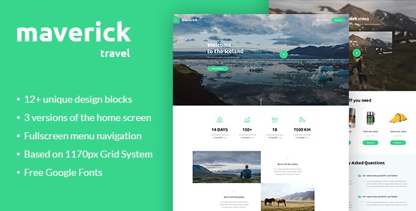 Maverick Travel - Travel Retail