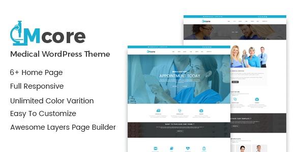 Medicore - Health Care & Medical WordPress Theme - Health & Beauty Retail