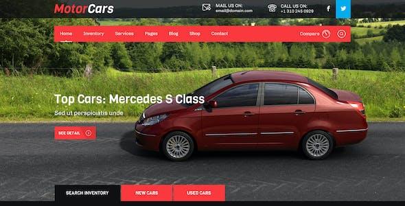 MotorCars - Rent-Sell-Buy Cars