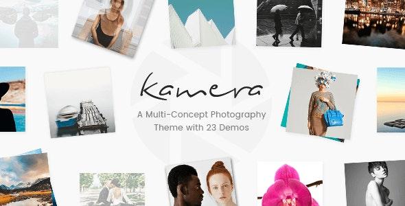 Kamera - Multi-Concept Photography Theme - Photography Creative