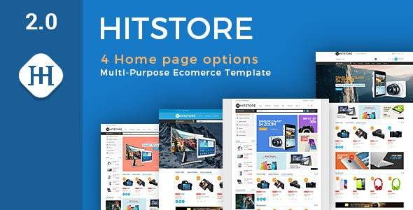 Hitstore Electronics WooCommerce Theme