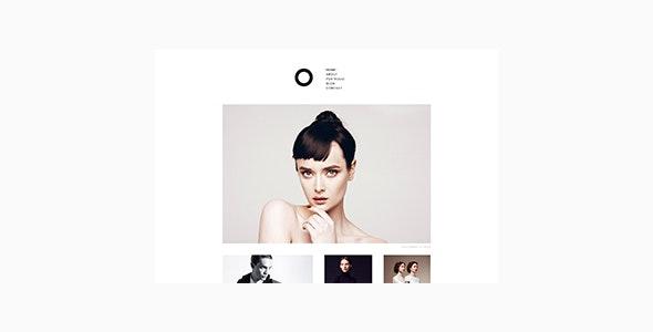 Enso - Minimal Photography and Portfolio WordPress Theme - Photography Creative