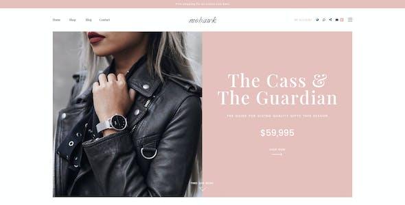 Mohawk - Multipurpose WooCommerce WordPress Theme