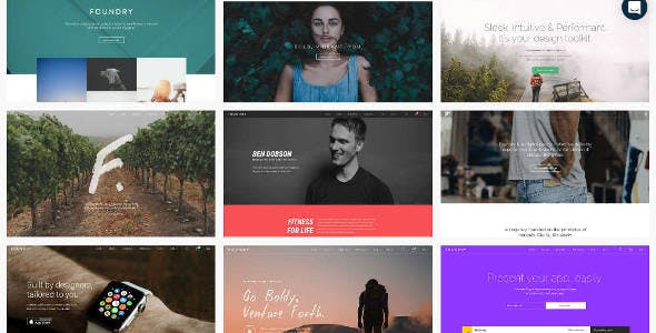 Foundry - Multipurpose Drupal 9 Theme with Paragraph Builder