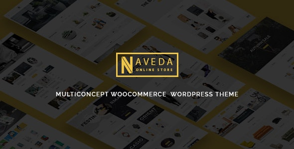 Naveda - MultiConcept WooCommerce WordPress Theme - WooCommerce eCommerce