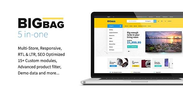 BigBag - Premium OpenCart Theme - OpenCart eCommerce