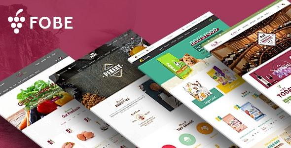 Vina Fobe - Multipurpose Responsive VirtueMart Template - Shopping Retail