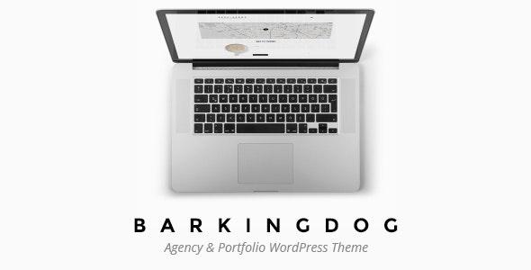 BarkingDog - Agency & Portfolio WordPress Theme - Creative WordPress