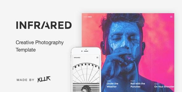 Infrared - Creative Photography Portfolio - Photography Creative