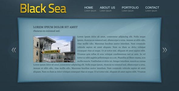 Black sea - Portfolio Creative