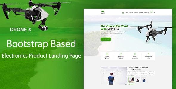 Product Landing - Electronics Technology