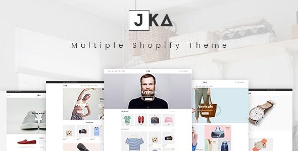 Ap Jka Shopify Theme - Fashion Shopify