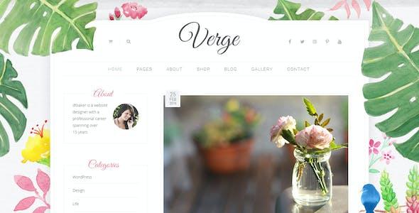 Verge Watercolor Shop Blog Photoshop