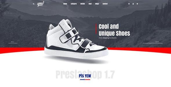 Pts Yew - Fashion Prestashop 1.7 Theme - Fashion PrestaShop