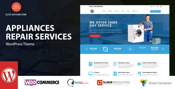 Appliance - Domestic Devices Repair Services