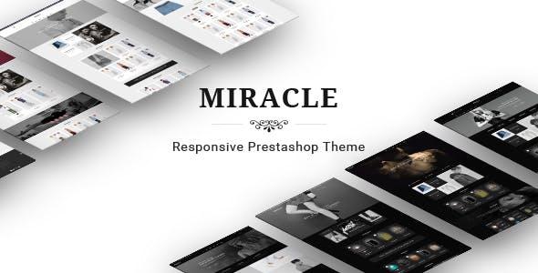 Miracle - Advanced Multipurpose Responsive Prestashop Theme