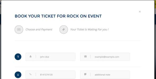 Eventcon :  Event - Conference WordPress Theme