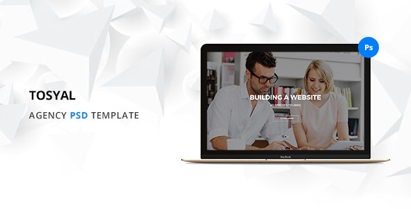 Tosyal Business Psd Template - Business Corporate