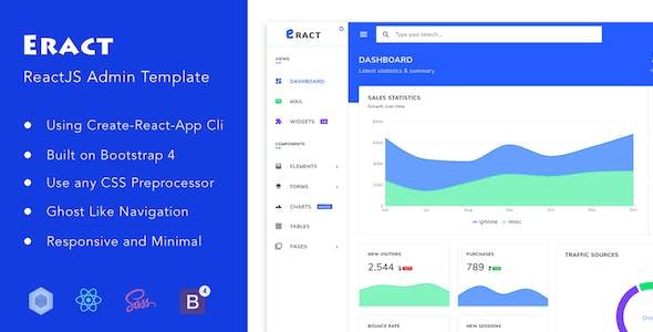 Github Bootstrap 4 Admin HTML Admin Website Template