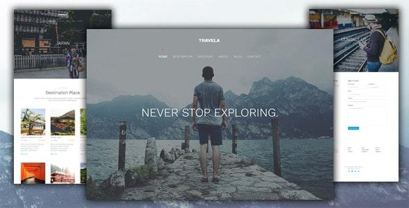 Travela - Travel Retail