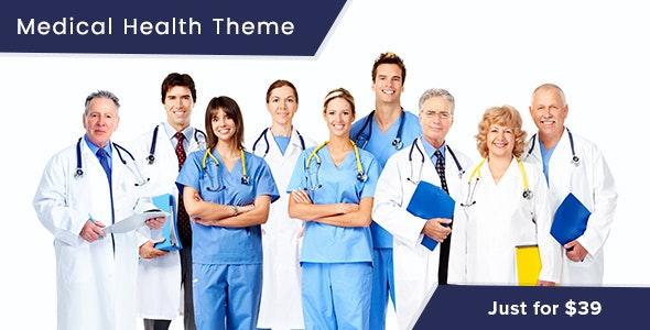 MediHeal - Ultimate Health & Medical WordPress Theme - Health & Beauty Retail