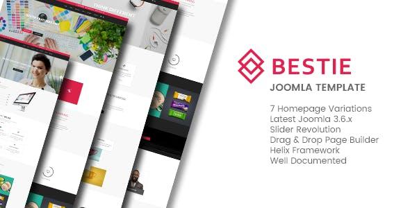 Bestie - Multipurpose Joomla Template