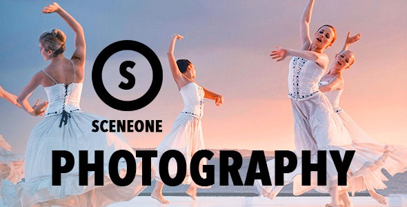 SceneOne | Photography Theme for WordPress - Photography Creative