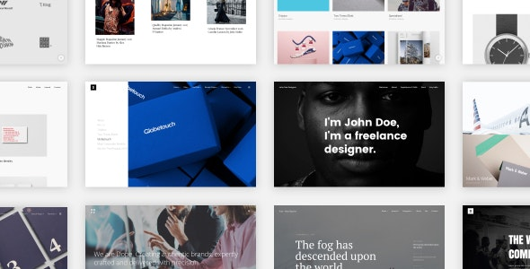Dope: Modern Multi-Purpose and Portfolio Theme - Creative WordPress