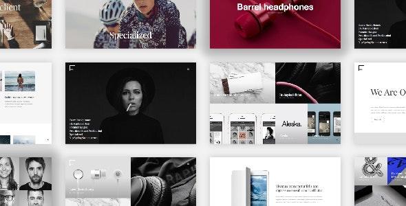 Oslo: Creative and Multi-Purpose Portfolio Theme - Creative WordPress