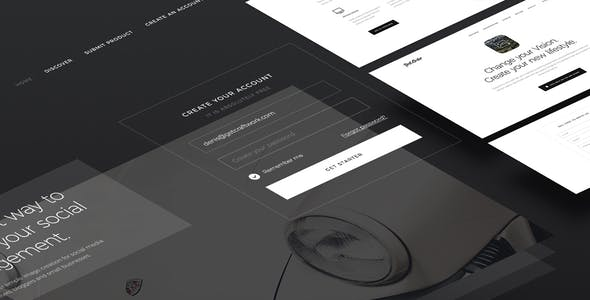 First Order UI/UX Tool