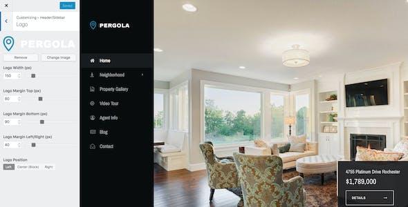 Pergola - Single Property & Developer Theme