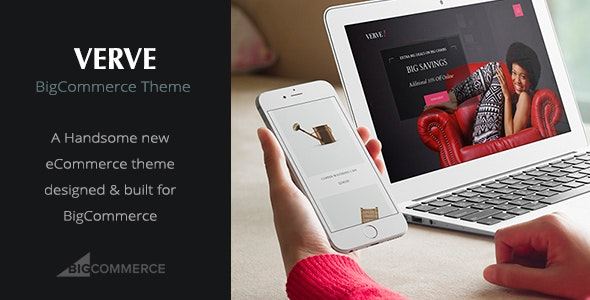 Verve - Multipurpose BigCommerce Theme - BigCommerce eCommerce