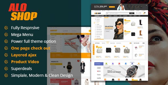 Free Magento Theme Templates From Themeforest