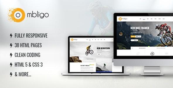 Ombligo Shop - Multi Concept Motor & Cycle HTML Template - Business Corporate