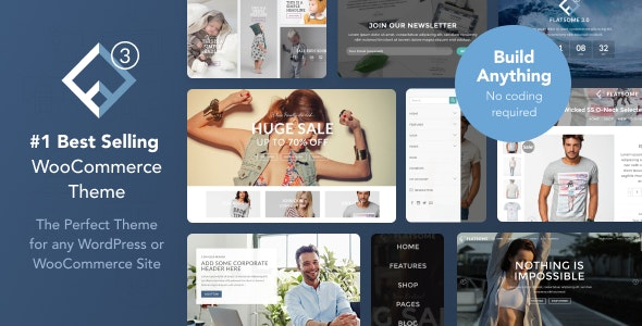 Flatsome | Multi-Purpose Responsive WooCommerce Theme - WooCommerce eCommerce