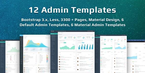 WiseBoard | Responsive Multi-Purpose Bootstrap Admin Template - Admin Templates Site Templates