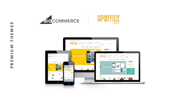AP Office Responsive Bigcommerce Theme Template