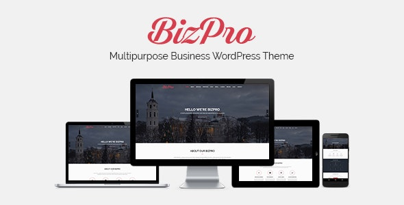 BizPro - Onepage Multipurpose Business WordPress Theme - Portfolio Creative