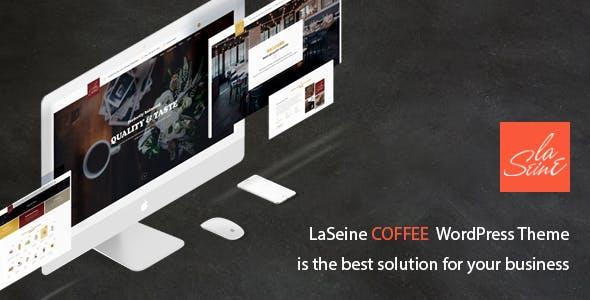 Laseine - Cafe & Restaurant WordPress Theme