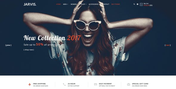 Blog Design PSD Files and Photoshop Templates from ThemeForest